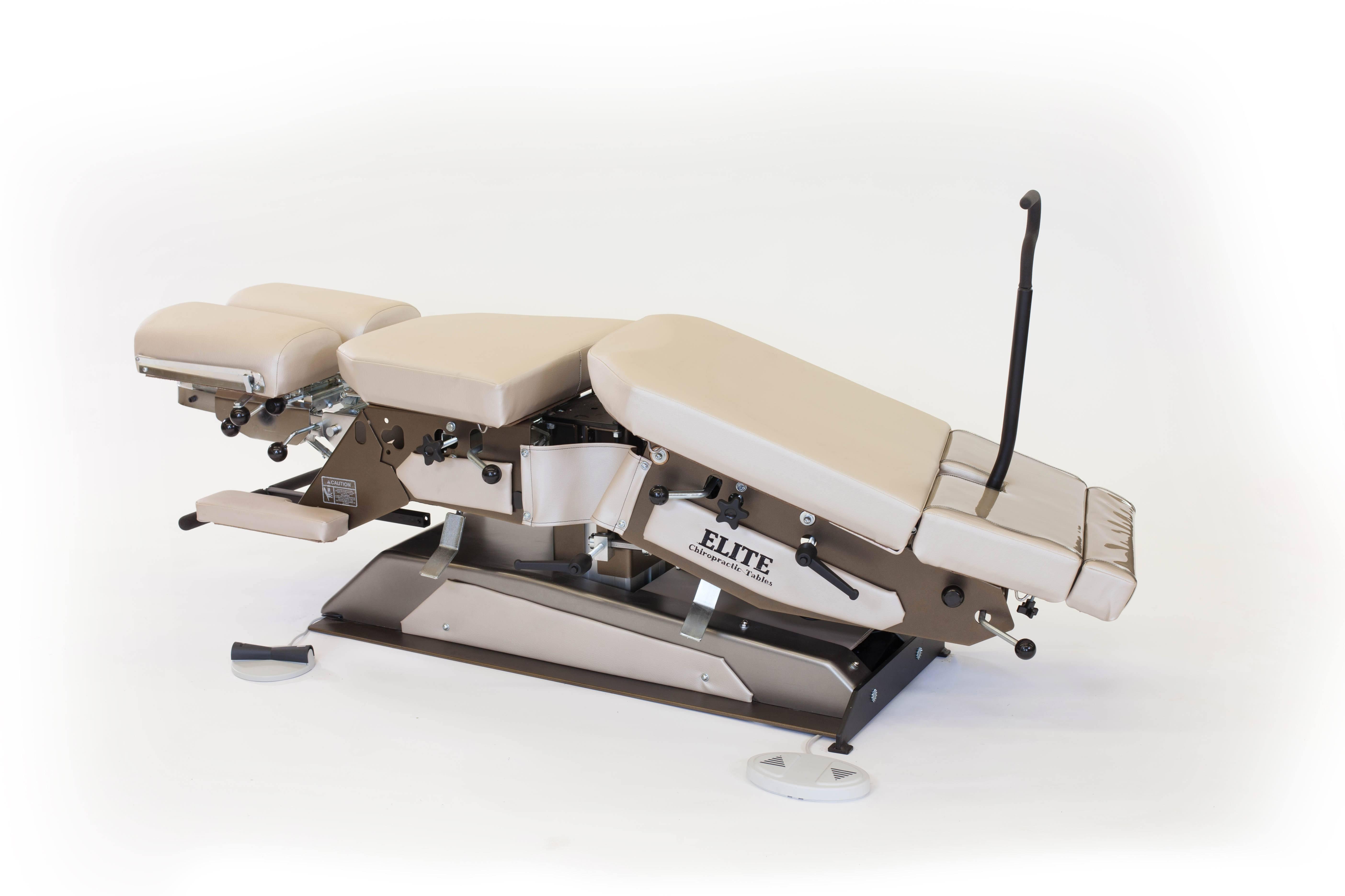 Manual Flexion Elite Chiropractic Tables