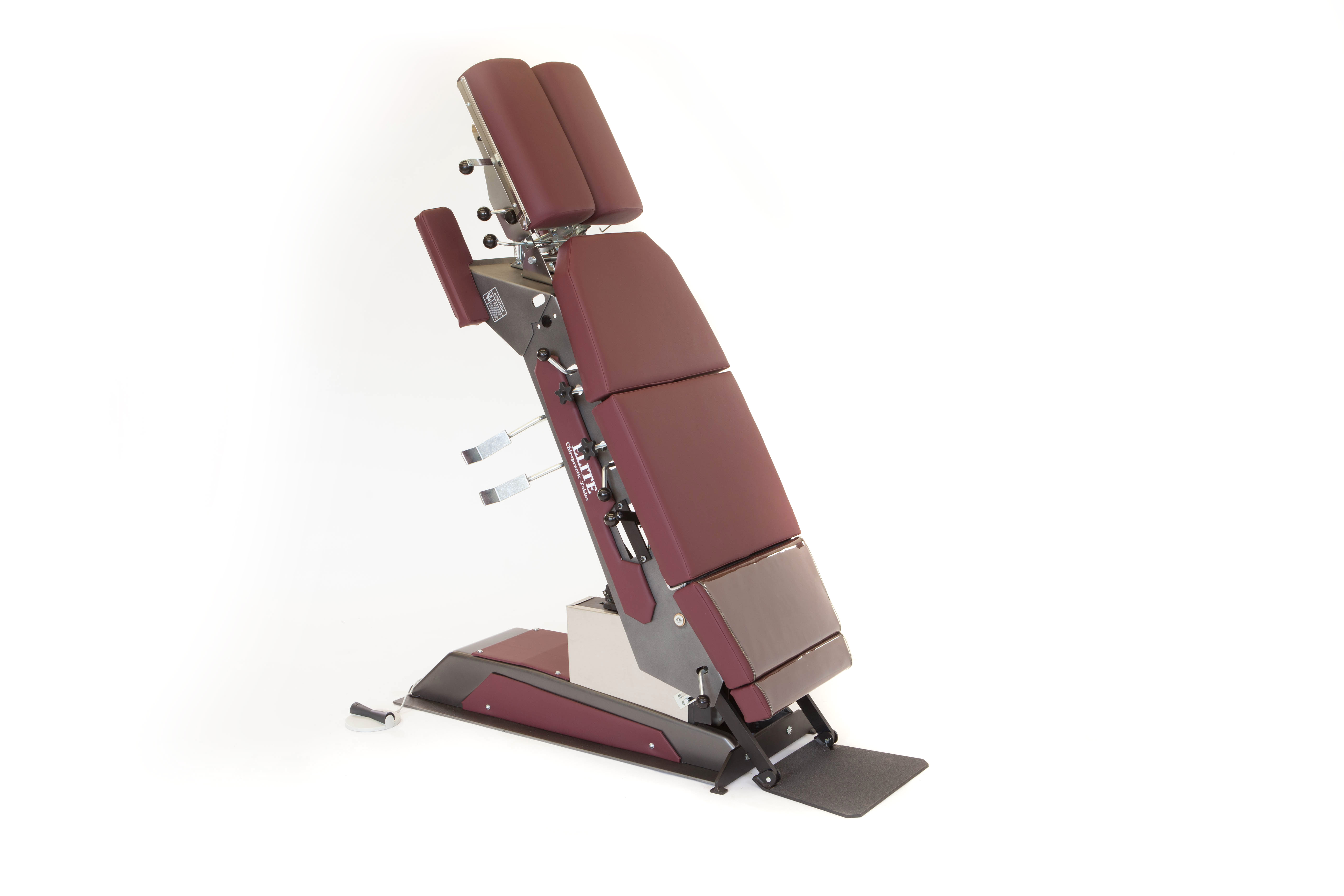 Wondrous Elite Chiropractic Tables The Workhorse Of The Industry Home Interior And Landscaping Elinuenasavecom